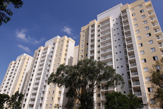 Apartamento Residencial À Venda, Parque São Lucas, São Paulo. - Ap3652