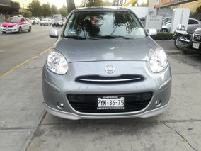 Nissan March 1.6 Sr Aut 2013, Increibles Condiciones!!