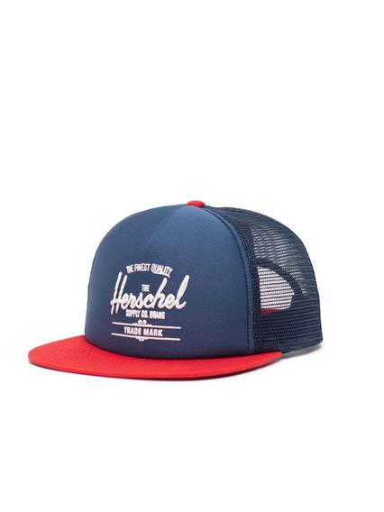 Gorra Herschel Whaler Mesh -1047-0810-os- Trip Store