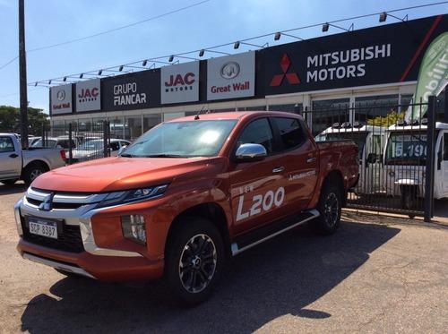Mitsubishi L200 2.4 Turbo Diesel 4x4 2021 0km