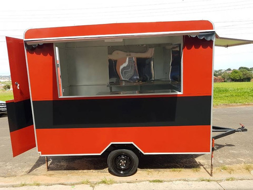 Imagem 1 de 14 de Trailer Food Truck