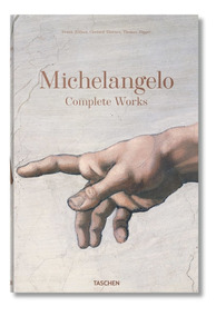 Michelangelo Complete Works Importado Inglês Versão Grande