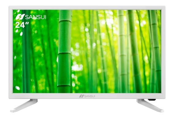 Pantalla Smart Tv Led Sansui Smx2419dsm/bl 24 Android