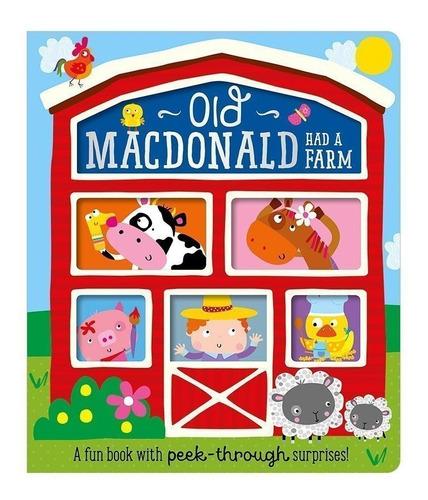 Libro Inglés: Old Macdonald Had A Farm