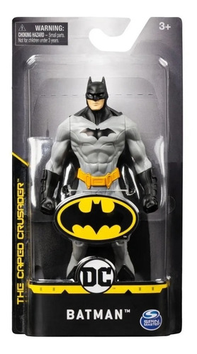 Figura Articulada 15 Cm Batman Original