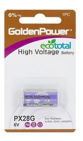 Bateria Pilha 476a 4lr44 L1325 Px28a A544 001346