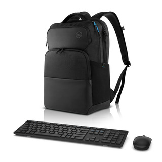 Mochila Notebook Dell Pro 15,6 + Teclado E Mouse Wireless