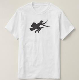 Camiseta Silhueta Harry Potter