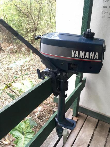 Motor Yamaha 2 Hp 2t Usado Excelente Estado