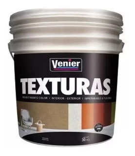 Revestimiento Textudecor Venier X 7 Kgs