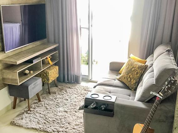 Apartamento Para Aluguel - Utinga, 2 Quartos, 52 - 893114201