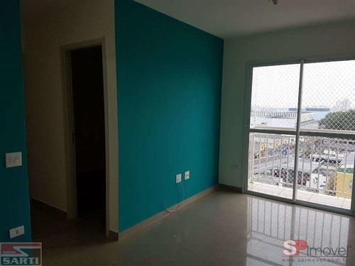 Apartamento Moderno - Com Vaga Individual  - St17199
