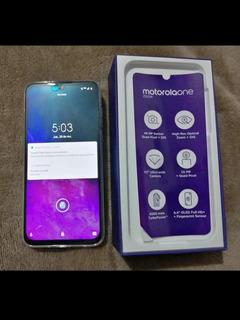 Celular Motorola One Zoom