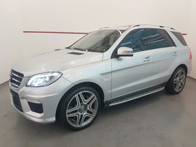 Mercedes Benz Classe Ml 63 5.5 Amg 2013