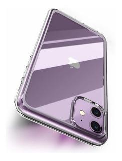 Funda Carcasa iPhone 11 Pro Max X 6 7 Plus Transparente