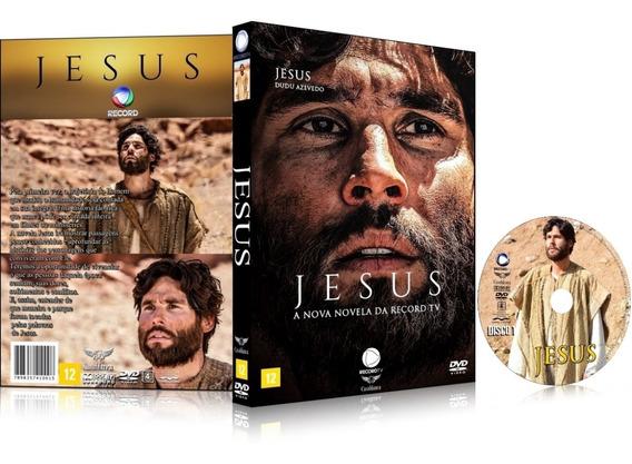 Box Novela Jesus 2018-2019 Record [ Completa ] Dudu Azevedo