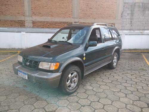 Kia Sportage 2001 2.0 Dlx 5p Diesel