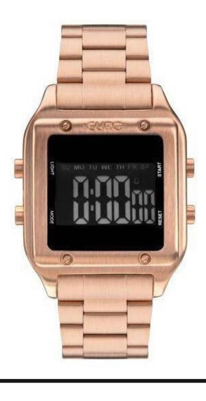 Relógio Euro Fashion Fit Feminino Rosé Eug2510ad/4j