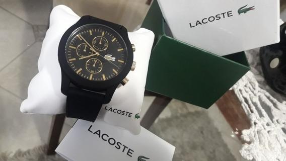 Relógio Lacoste Lc79.1.47.2649 Novo Na Caixa Com Certificado