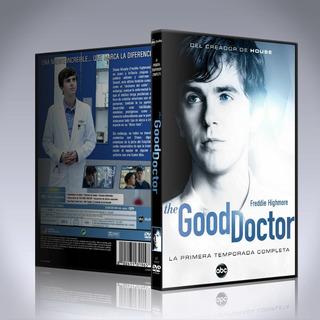 The Good Doctor Temporada 1 Dvd Latino/ingles