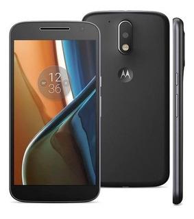 Motorola Moto G4 Xt1626 Preto 16gb, Câm 13mp Leia O Anúncio
