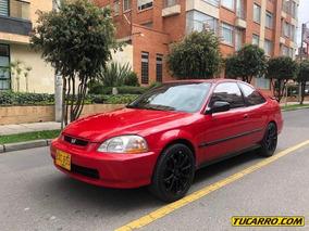 Honda Civic Exclusive