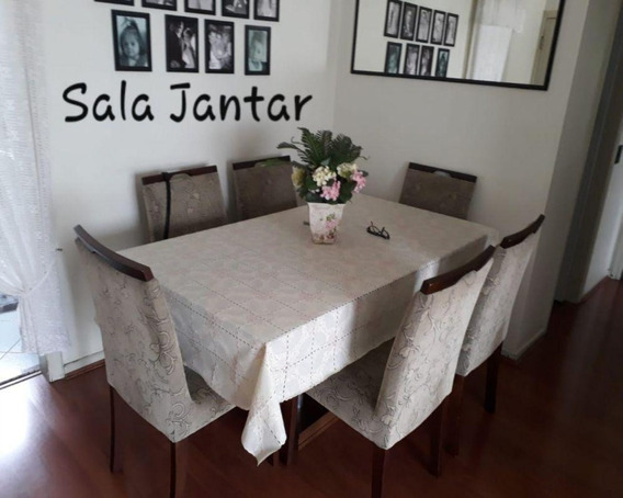 Apartamento À Venda - Na Vila Regente Feijó - Fm295 - 34299646