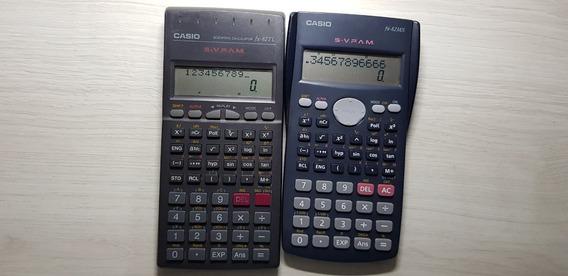 Calculadora Cientifica Casio Fx-82ms Fx 82tl