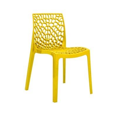 Cadeira Gruvyer Amarela