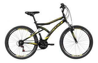 Bicicleta Caloi Andes A26 21m Susp Diant My17