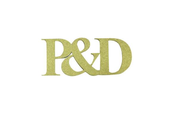 Nombre Personalizado De Invitaciones En Mdf Dorado (pz)