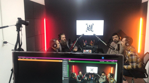 Imagem 1 de 1 de Sessão De Podcast