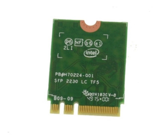 Intel Wireless-ac 8260 Dual Band Wlan Wifi 802.11