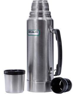 Termo Stanley Clasico 1 Litro Cebador Original Garantía Verd