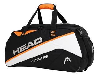 Bolso Head Combat 55 Naranj