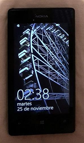 Celular Nokia Lumia 520 Con Cargador Y Batería. Para Reparar