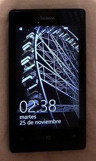 Celular Nokia Lumia 520. Para Reparar. Leer Descripción
