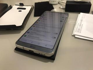 Smartphone LG G6 H870 Platinum Todo Original 32gb