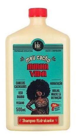 Imagem 1 de 1 de Lola Meu Cacho Minha Vida Shampoo Hidratante 500ml