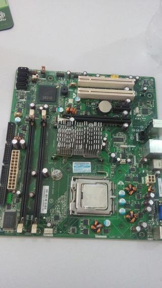 Kit Intel Celeron 430 1.8 S/ Memoria E S/ Espelho (0049)