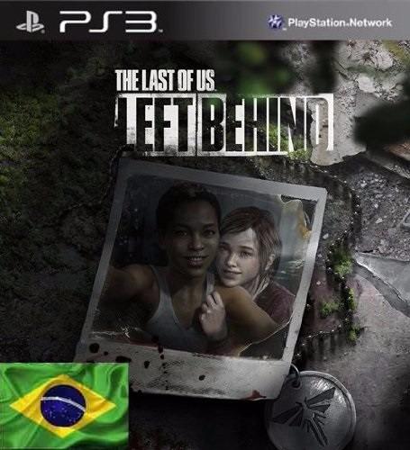 Jogo The Last Of Us Left Behind Stand Alone - Mídia Psn