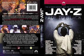 Dvd Jay-z Fade To Black