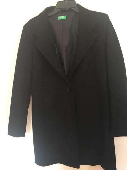 Casaco De Lã Importado Beneton Gg Inverno Quentinho