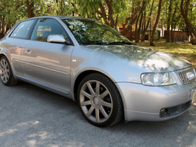 Audi S3 T Quattro Piel, Aire, Elec, Std 2004