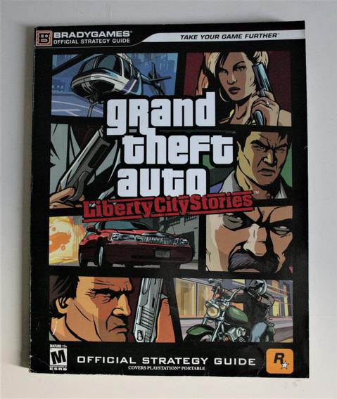 Guia Bradygame Strategy Guide Gta 3 Liberty City Stories