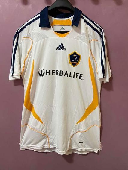 Camisa La Galaxy N°23 Beckham adidas