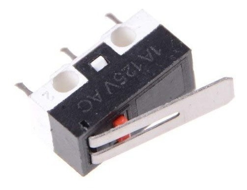 Micro Switch Palanca Mouse Touch Kw10-zip Interruptor Final Carrera
