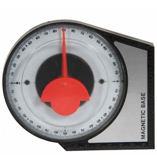 10pcs Inclinometro Base Magnetica Medidor Parabolica 90 Grau