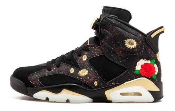 Tênis Nike Air Jordan 6 Chinese New Year