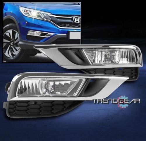 Fog Lights Halogenos Honda Crv 2015-2016